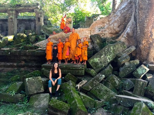 How Kindness is Leading Me to Cambodia